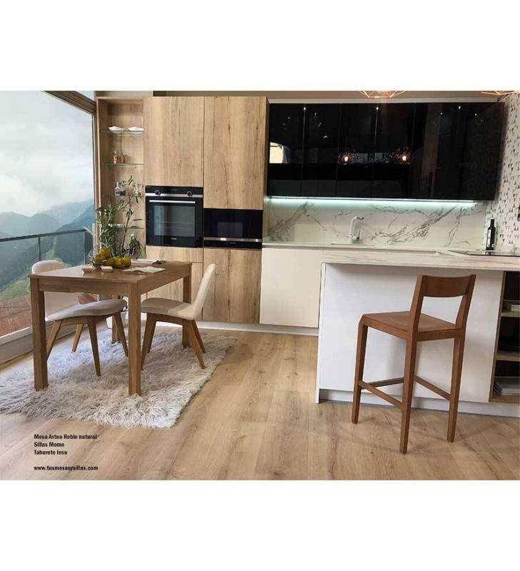 Mesa-roble-cocina-comedor