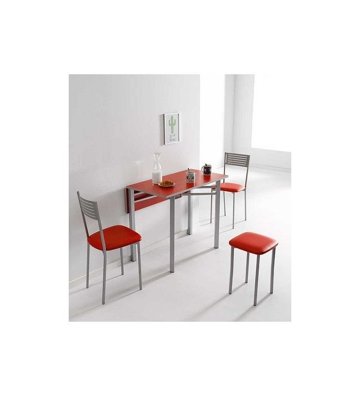 mesa cocina pequeña alas Florencia 25 cm