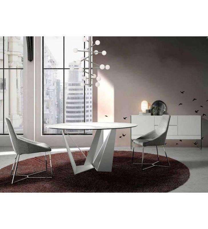 mesa-redonda-blanca-moderna