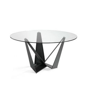 mesas-redondas-negras-cristal