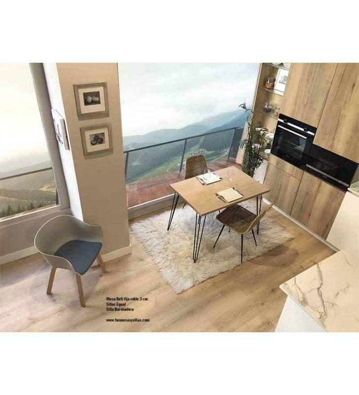 Mesa-cocina-fija-madera-hierro