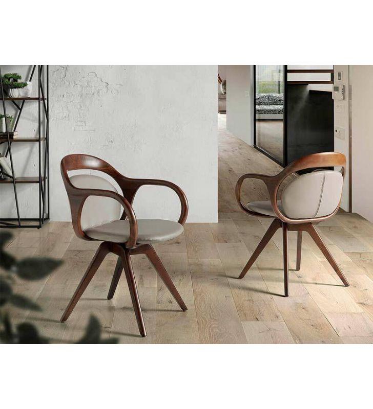 silla-clasica-brazos-madera