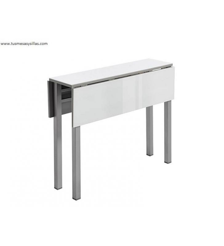 mesa-blanca-estrecha-extensible
