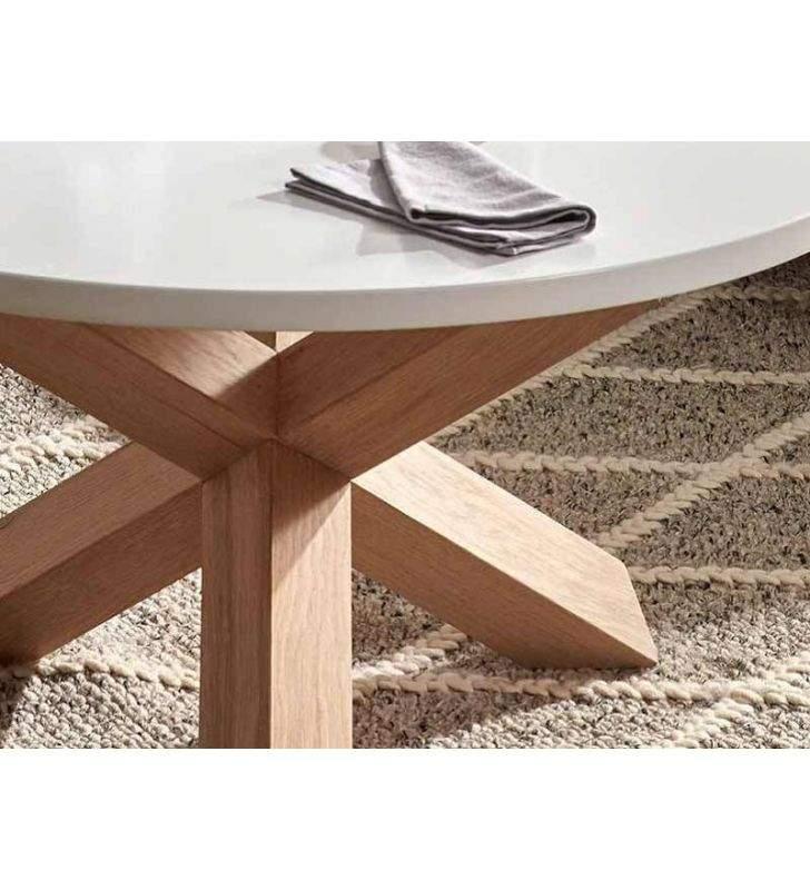 Nori Nordic table basse ronde