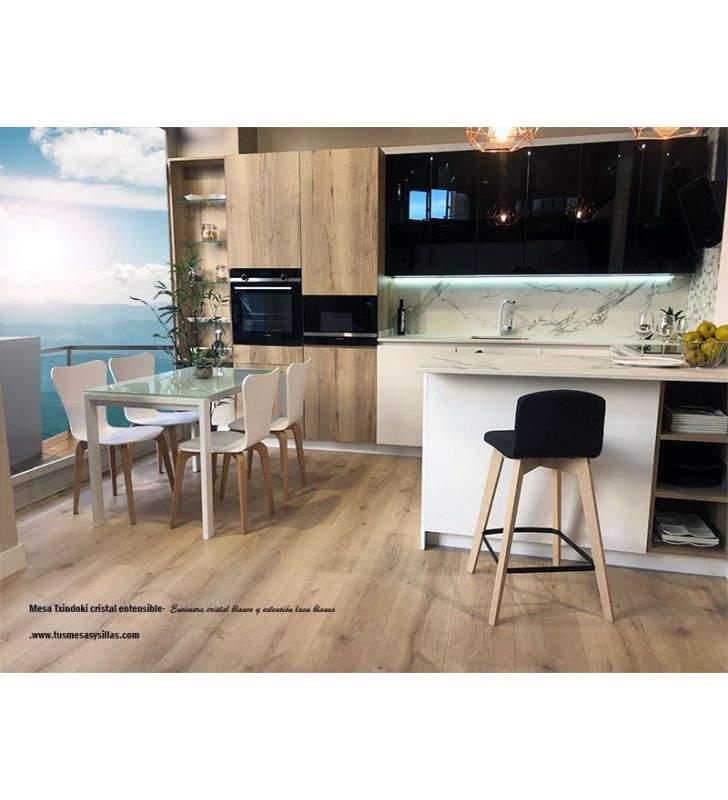 mesas-cocina-blancas-extensibles