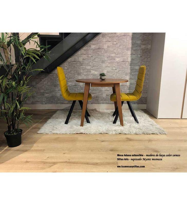 sillas-comedor-tapizadas-cómodas