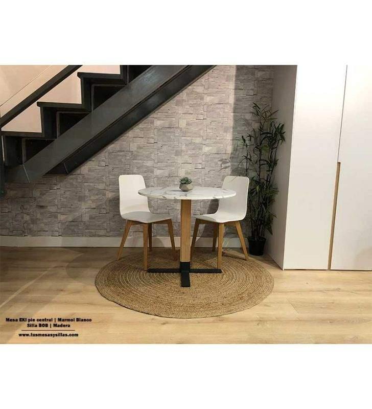 mesita-redonda-marmol-madera
