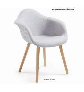 precio-silla-kenna-gris-claro