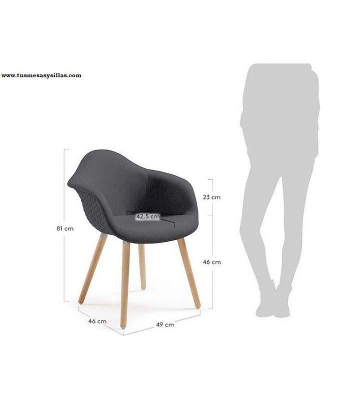 medidas-sillas-acolchadas-comedor