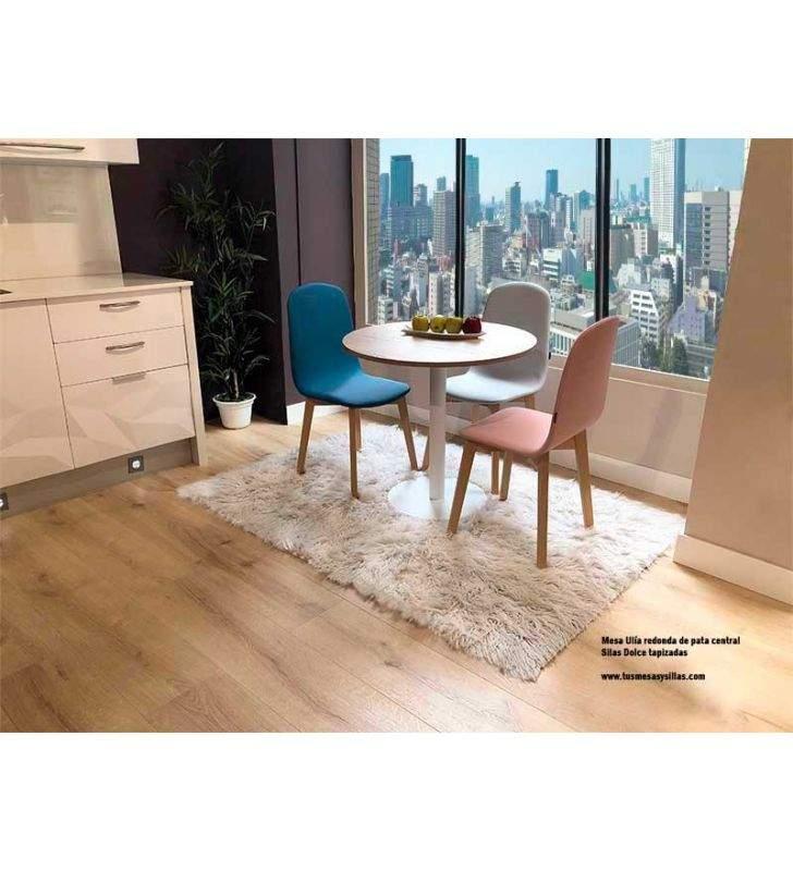 mesas-redondas-cocinas-pequeñas
