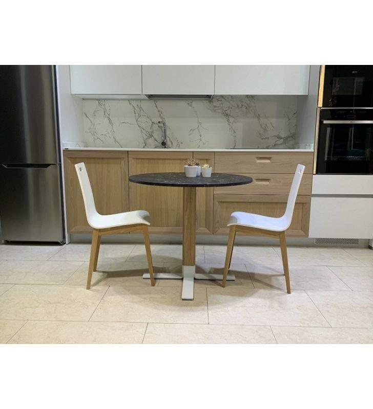 mesa-redonda-encimera-laminado-marmol-negro