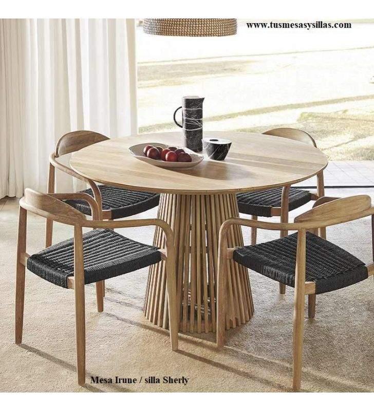 tables-rondes-terrasse-bois