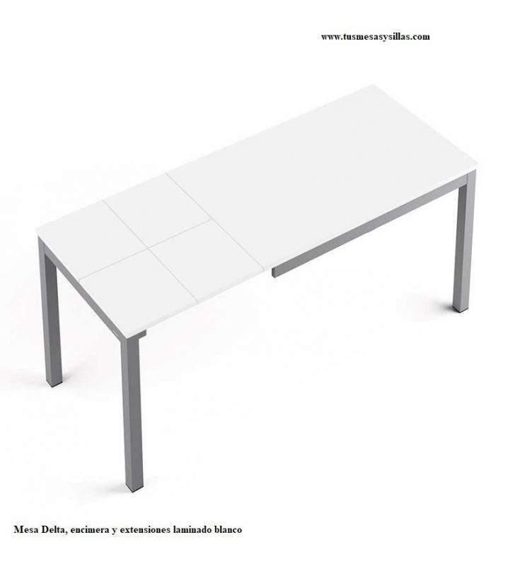table-plan de travail-blanc-offre