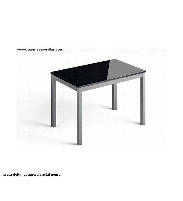 mesa-cocina-encimera-cristal-negro
