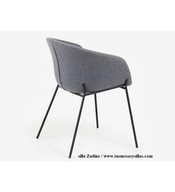 silla-brazos-moderna-tapizada
