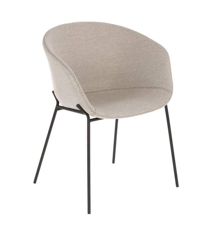 silla-tapizada-gris-claro-brazos