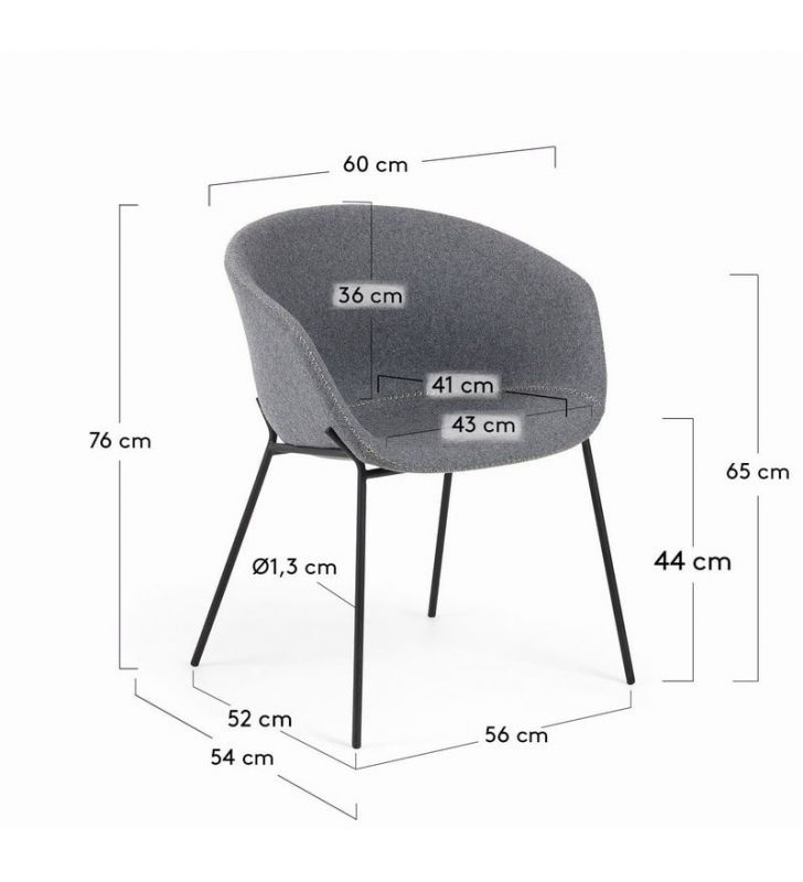 medidas-sillas-brazos-modernas