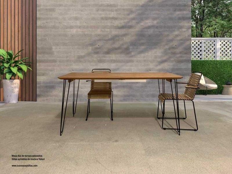 mesa-terraza-madera-metal