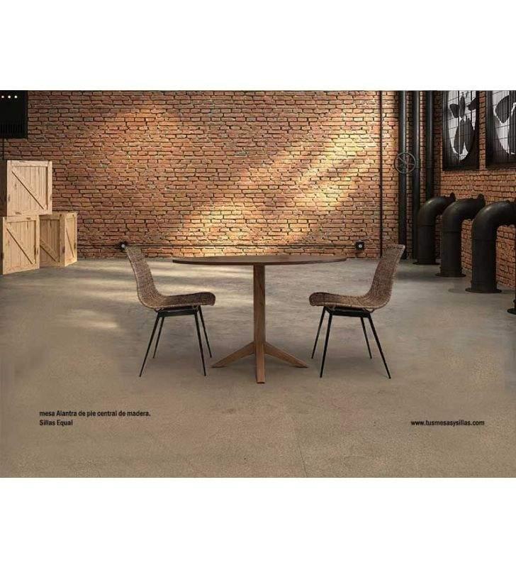 mesas-cocina-madera-pequeñas