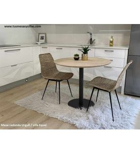 table-ronde-style-vintage