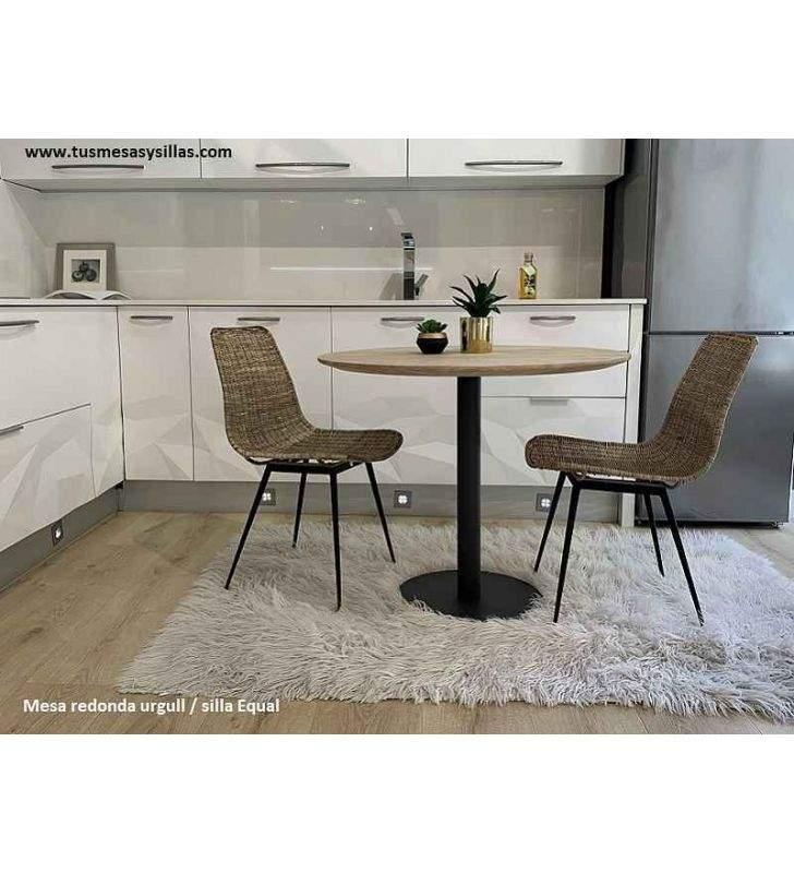 mesas-redondas-encimera-madera