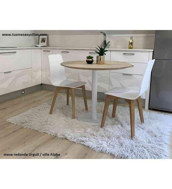 mesa-redonda-madera-blanca