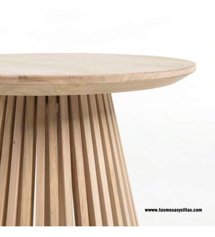 Mesas-pequeñas-madera-teca
