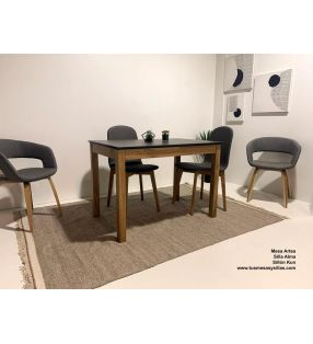 Mesas extensibles-dekton-comedor