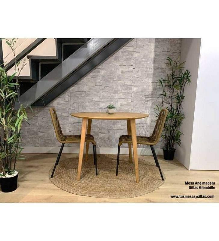 Mesa-redonda-madera-maciza-diametro-100