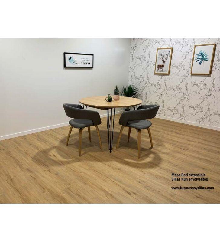mesa-extensible-redonda-entrega-inmediata