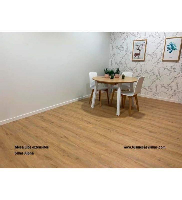 mesa-extensible-redonda-metal-madera