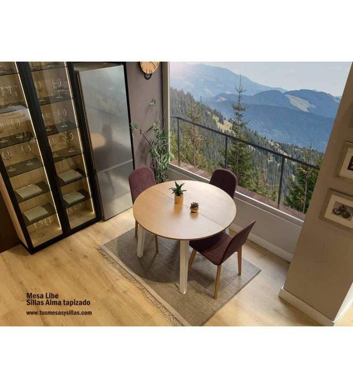 Conjunto-sillas-mesas-redondas-cocina