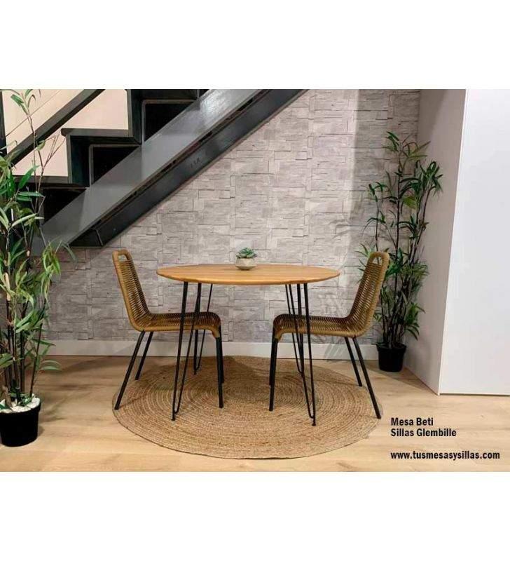 mesa-redonda-madera-estilo-industrial