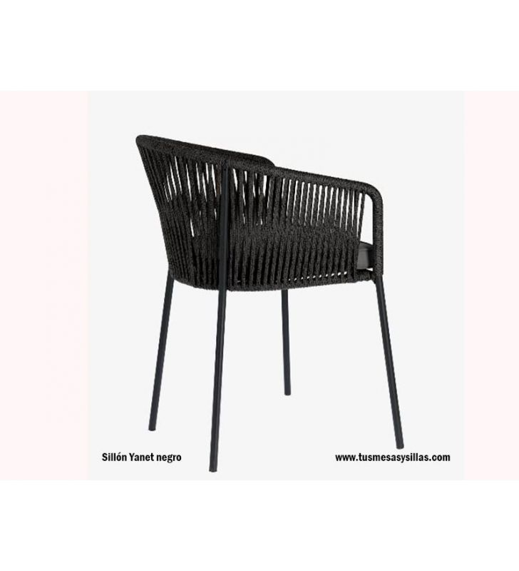 sillas-terraza-negras-ligeras