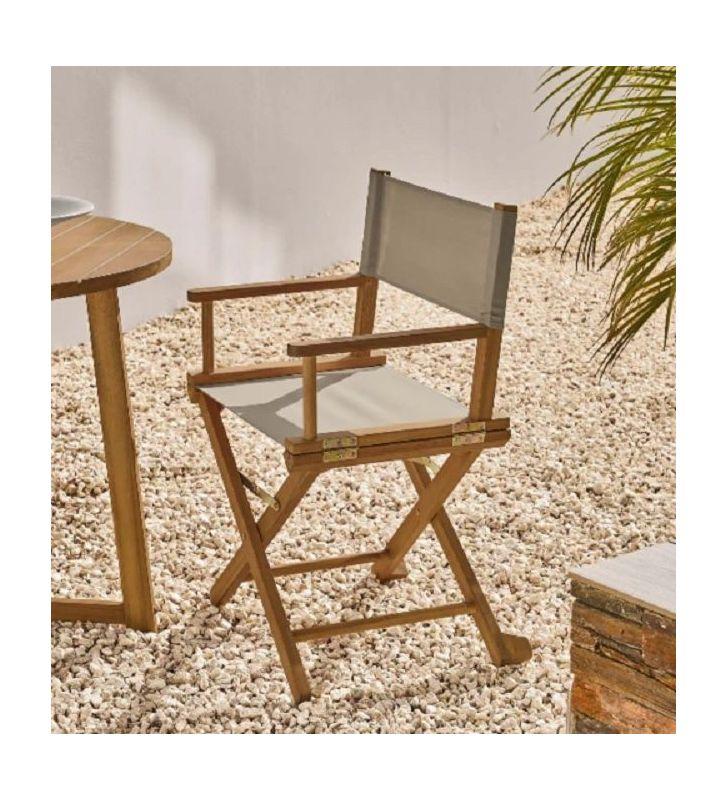 silla-plegable-madera-tela