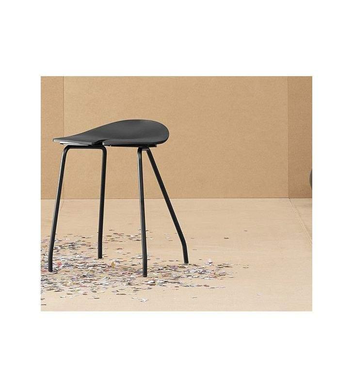 Taburete bajo cocina Ant moderno