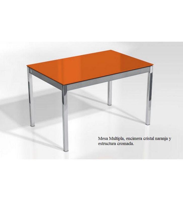 Mesa cocina Multipla cuadrada y extensible cancio