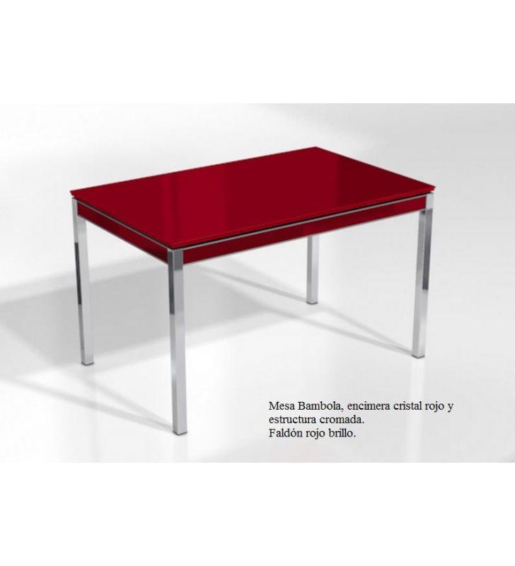 Mesa cocina extensible Bambola cancio