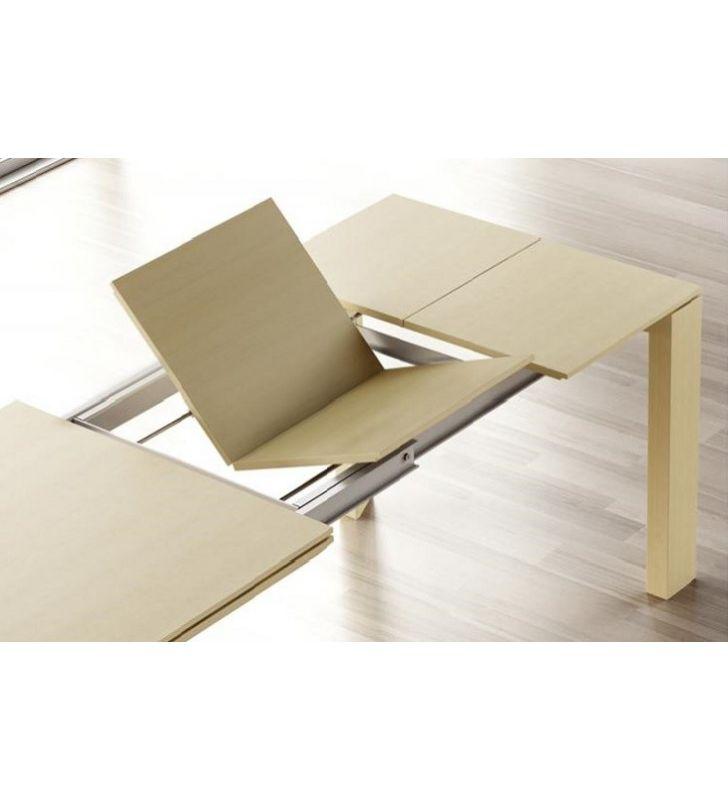 mesa extensible Iru de comedor moderna ondarreta