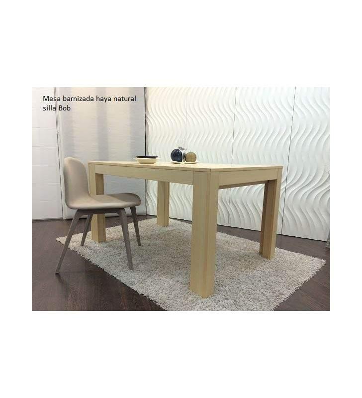 mesa fija comedor y salón moderna Nordica 3.6