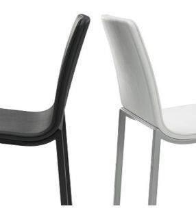 silla tapizada moderna Modus Formihogar