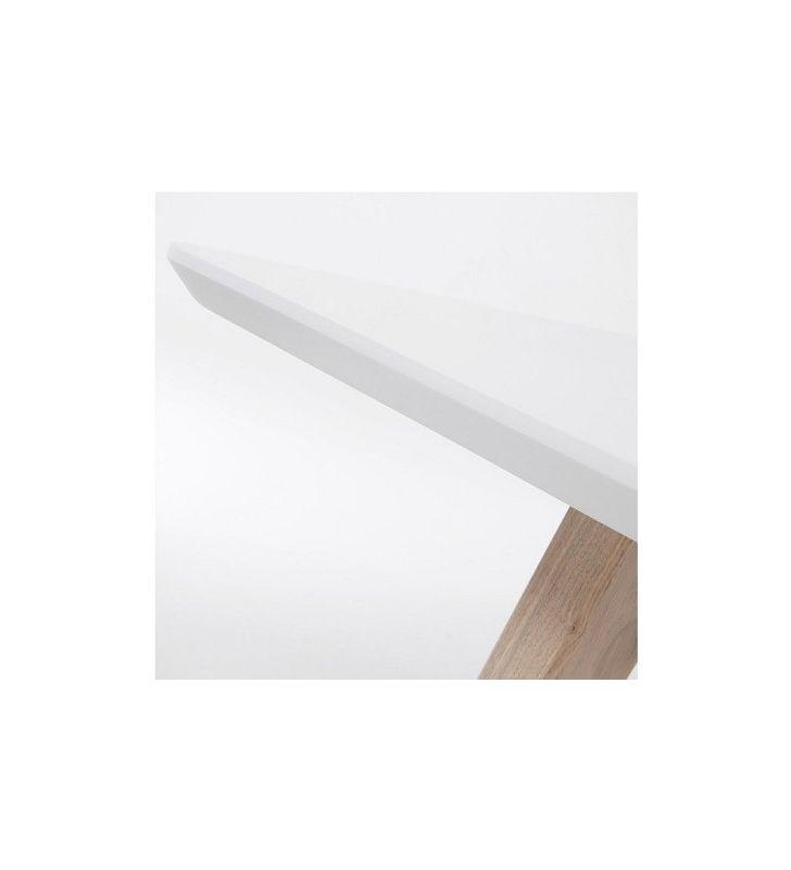 mesas-comedor-blanco-madera