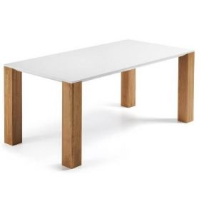 Mesa fija estilo nordico Zuni 180x90
