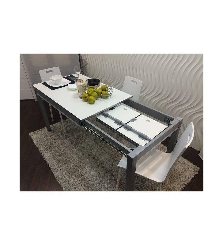 Mesa Marti pequeña extensible para cocina