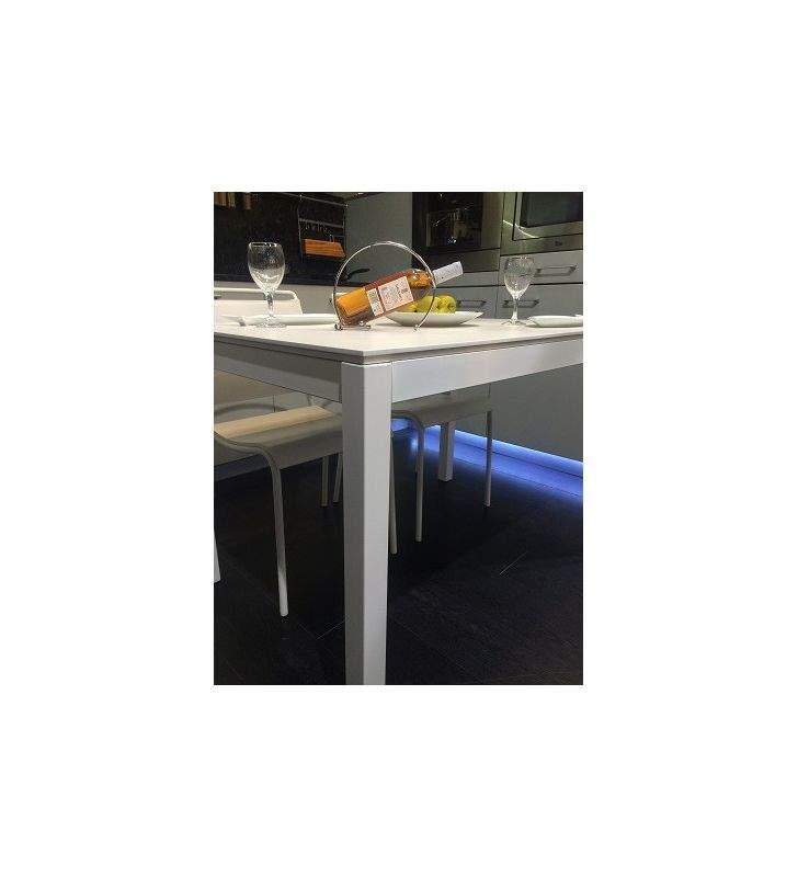 Mesa fija Oslo encimera Dekton vimens moderna y diseño