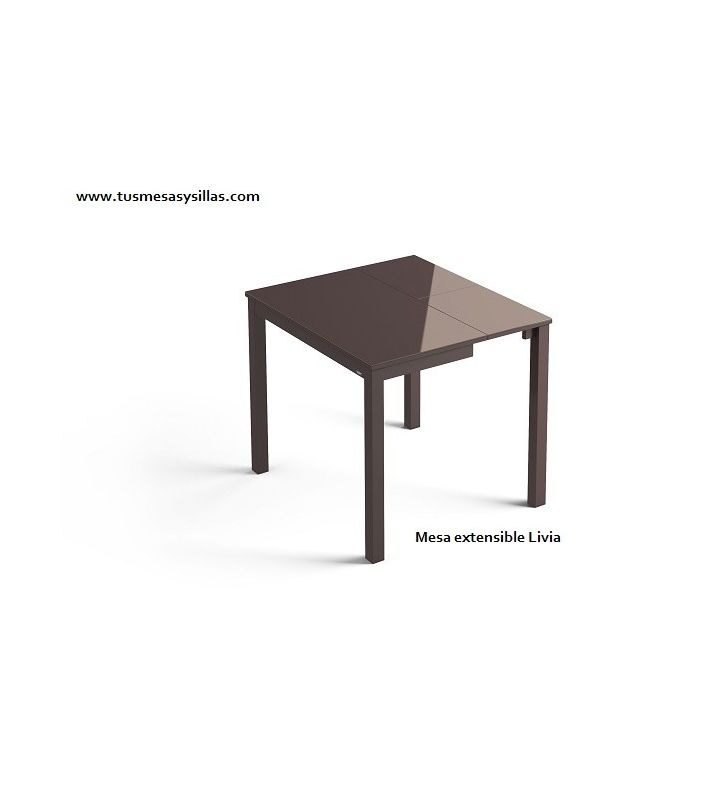 Mesa pequeña y estrecha cocina Alvia