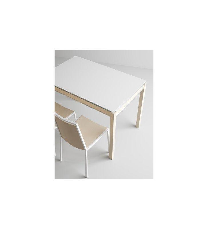 Mesa cocina extensible madera Bambola cancio