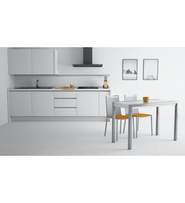 mesa concept minor cocina extensible 90 x 52 y 115 x 52 cm