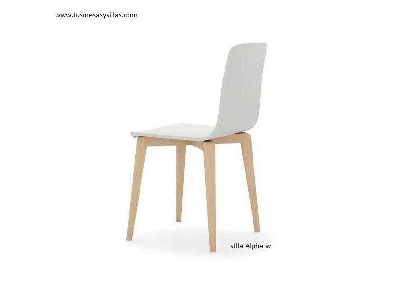 silla cocina escandinava