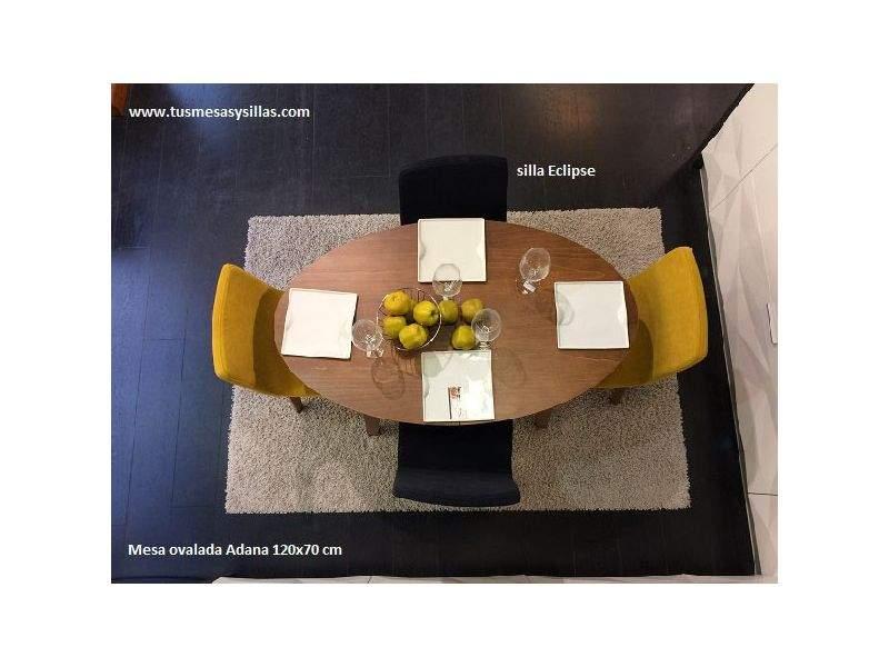 Table ovale Adana fixe